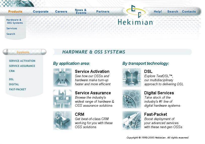 2nd generation public website