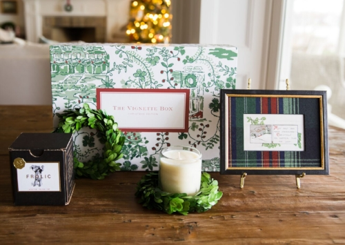 The Vignette Box Christmas Edition