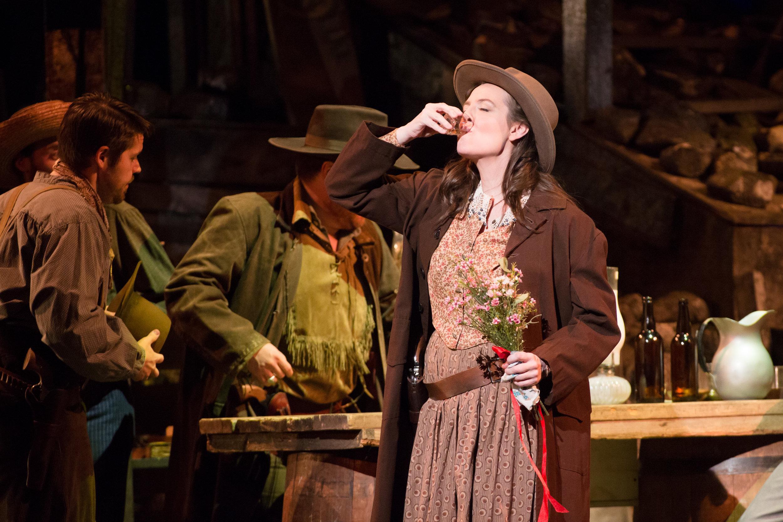 La fanciulla del West/Opera Omaha