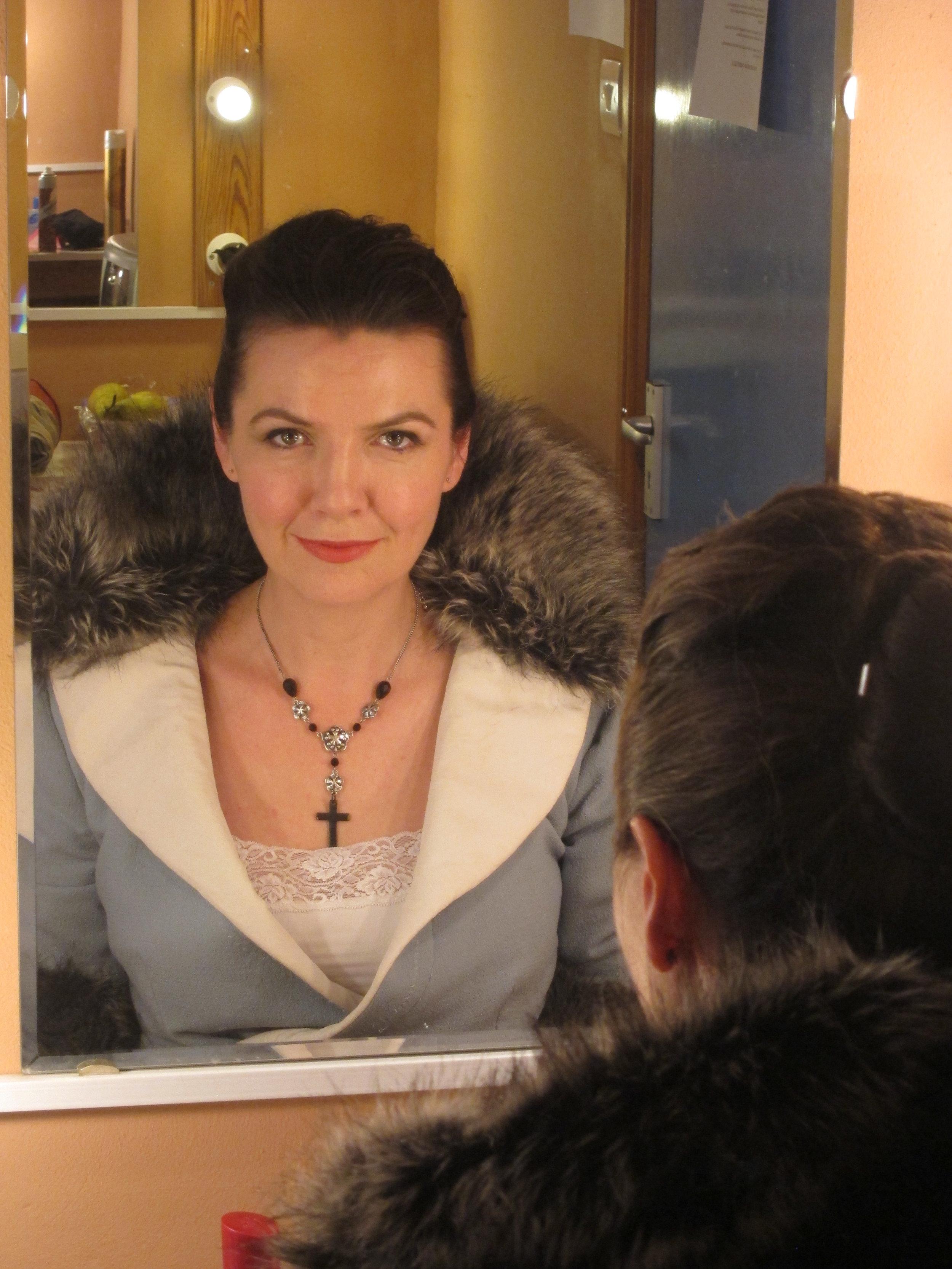 Tosca/Longborough Festival Opera (Backstage)