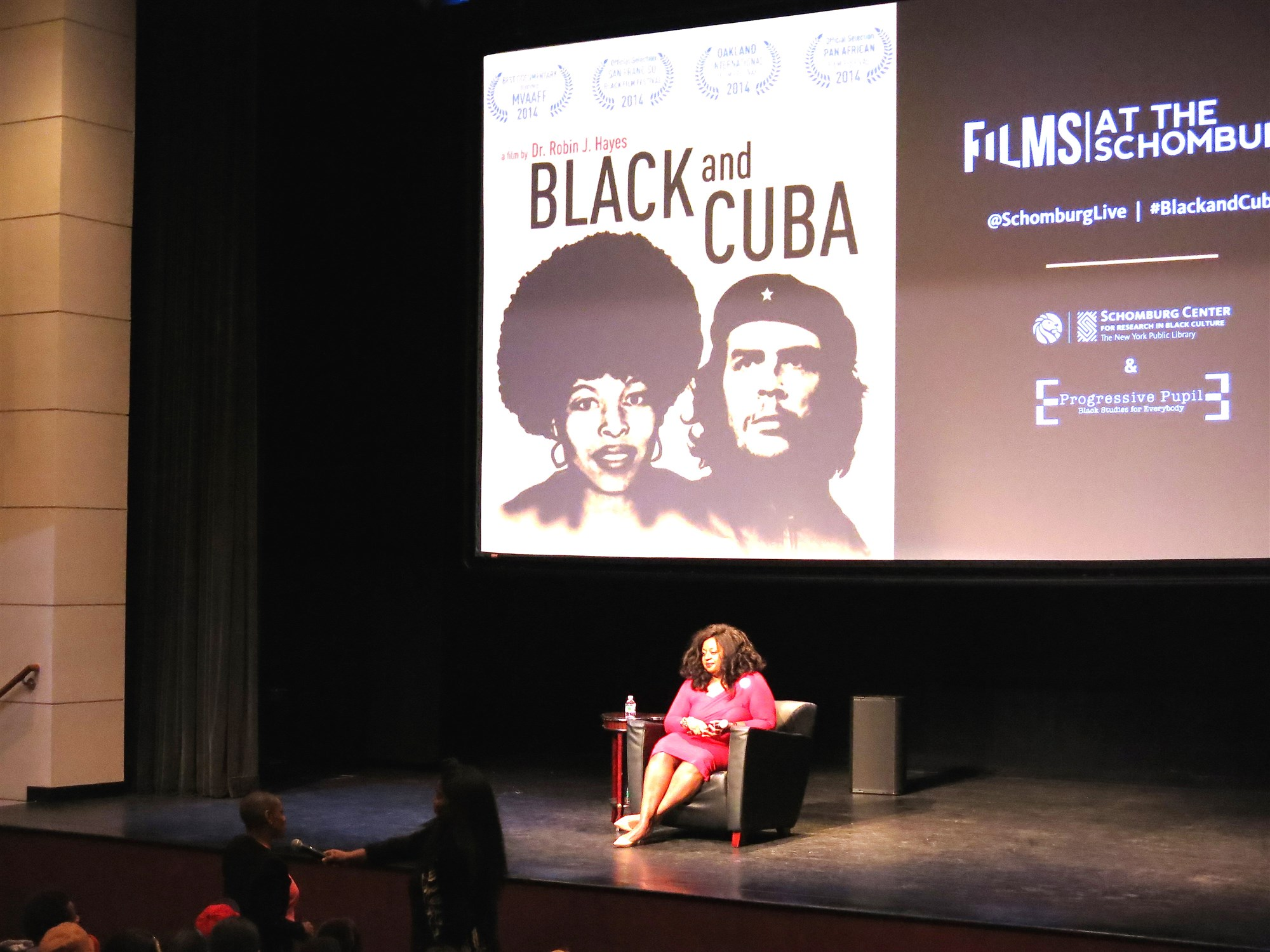 """""""'Black and Cuba': Nine Students Who Fought Racism with Books"""" - KEDavidson Notable Mention - By Melissa NoelArticleNBC NewsFebruary 3, 2016"""