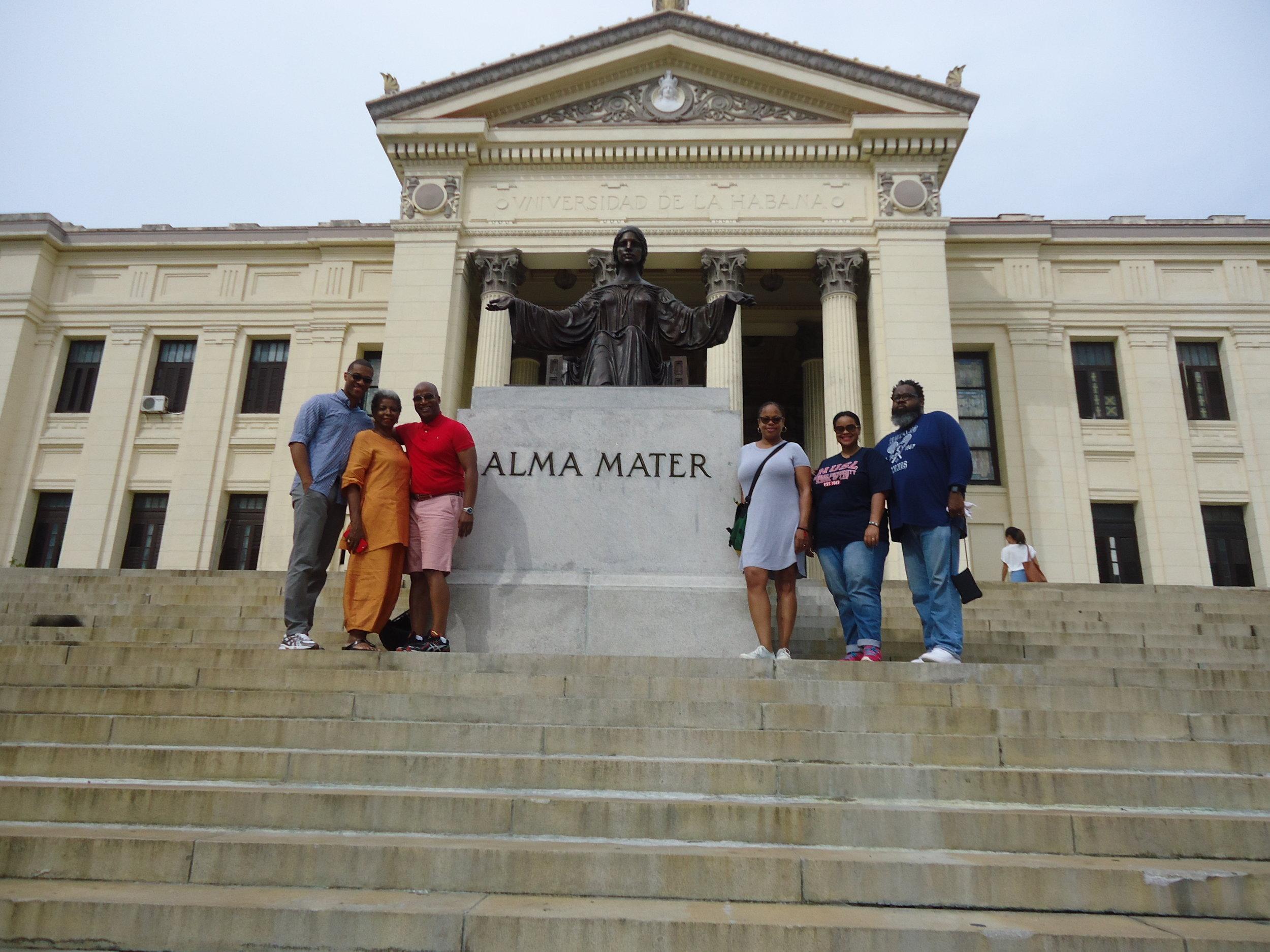 Howard University School of Law - 6 Days/5 Nights - Havana, Cuba | Tues., May 15, 2018 - Sun., May 20, 2018