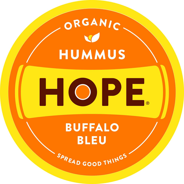 #4 - Brand: HopeFlavor: Buffalo Bleu