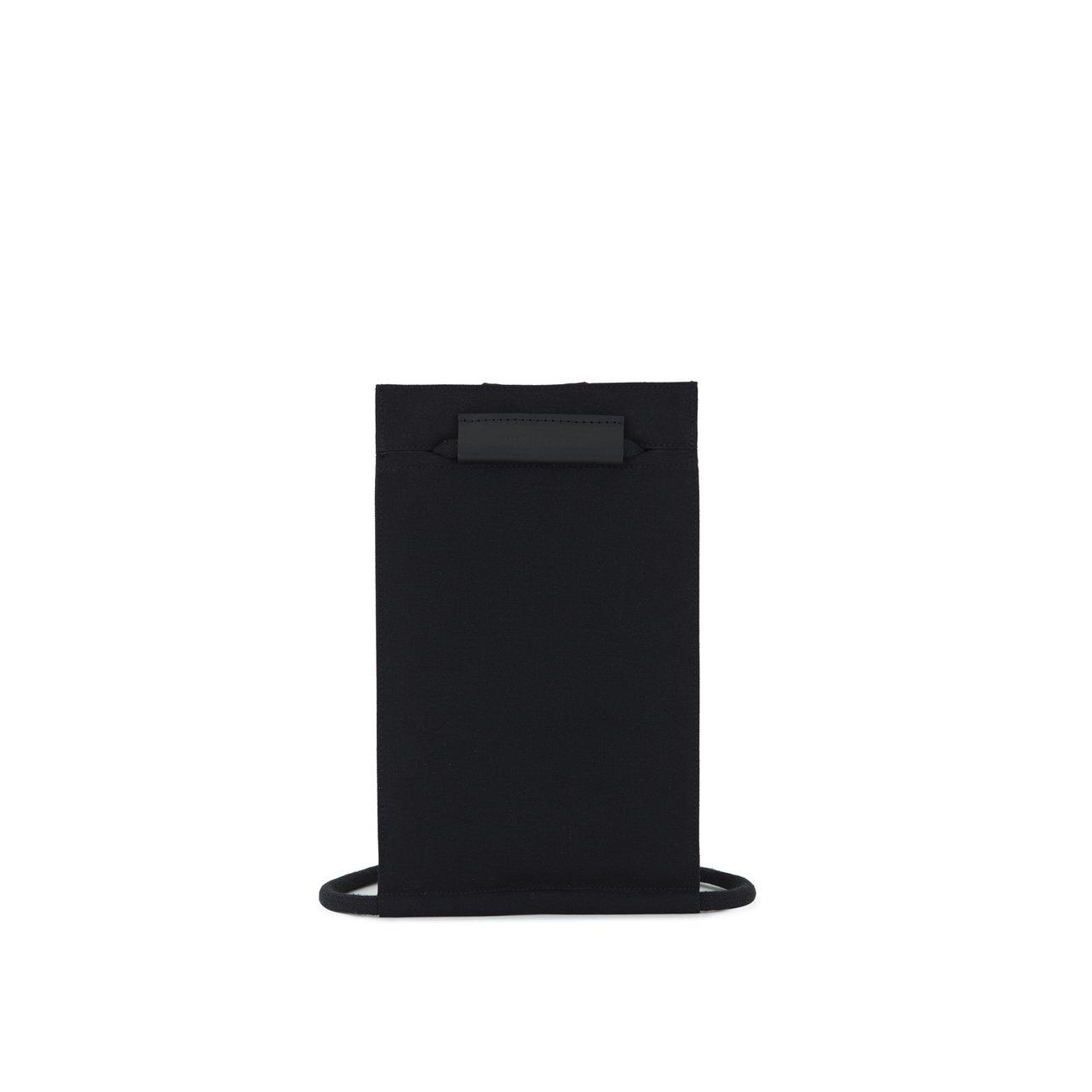 Pocket Bag Small Solid Black | ThisIsPaper