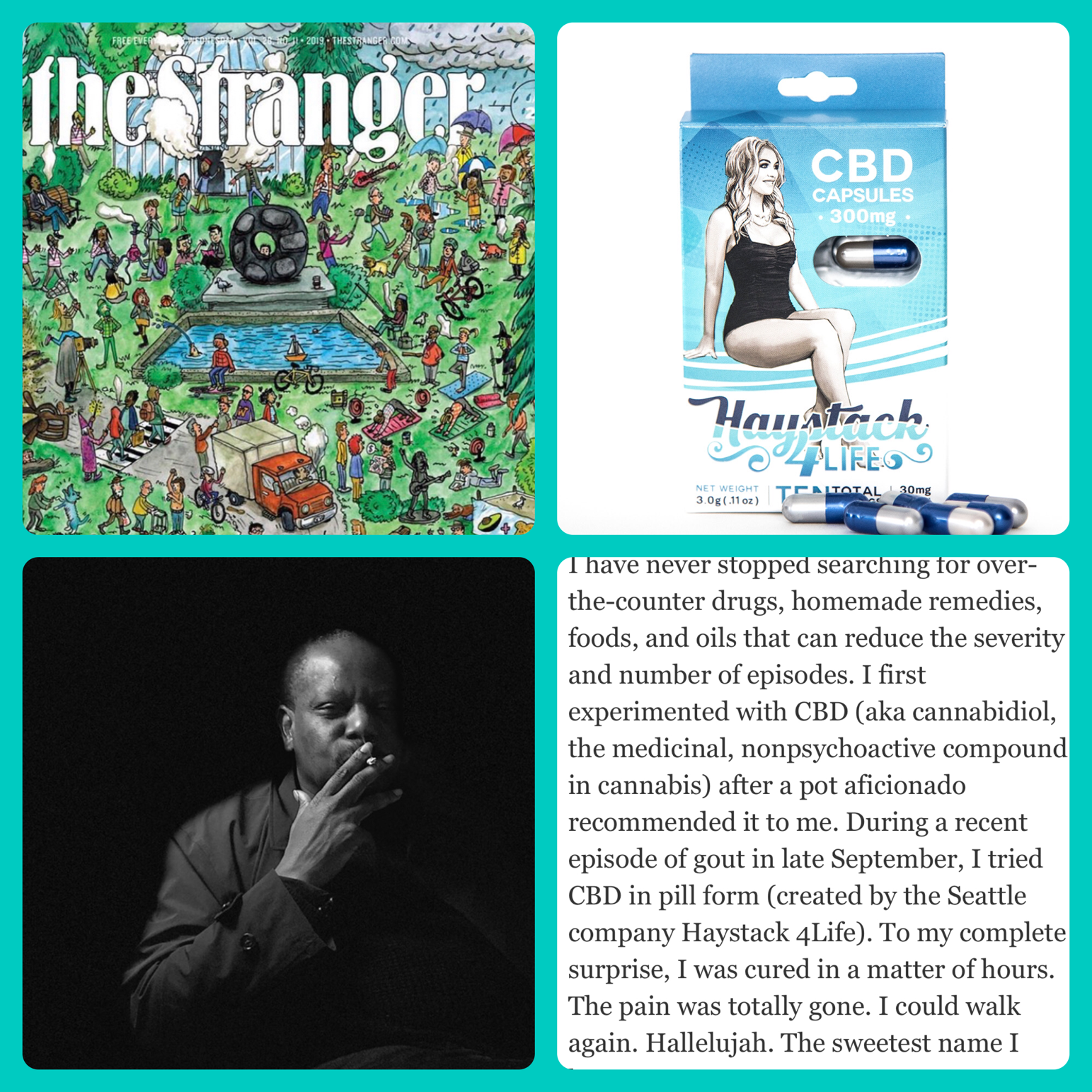 The stranger Article January 2019