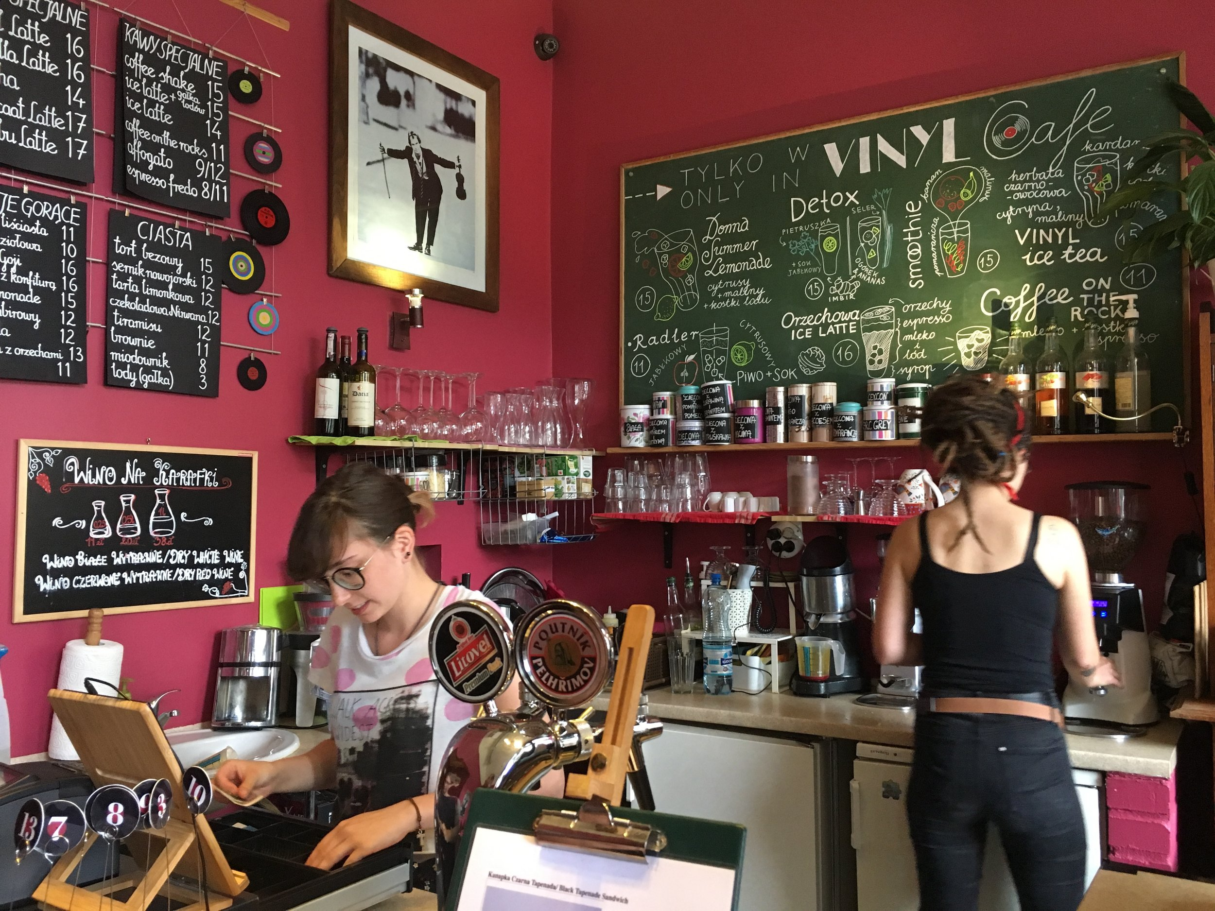 Vinyl Café