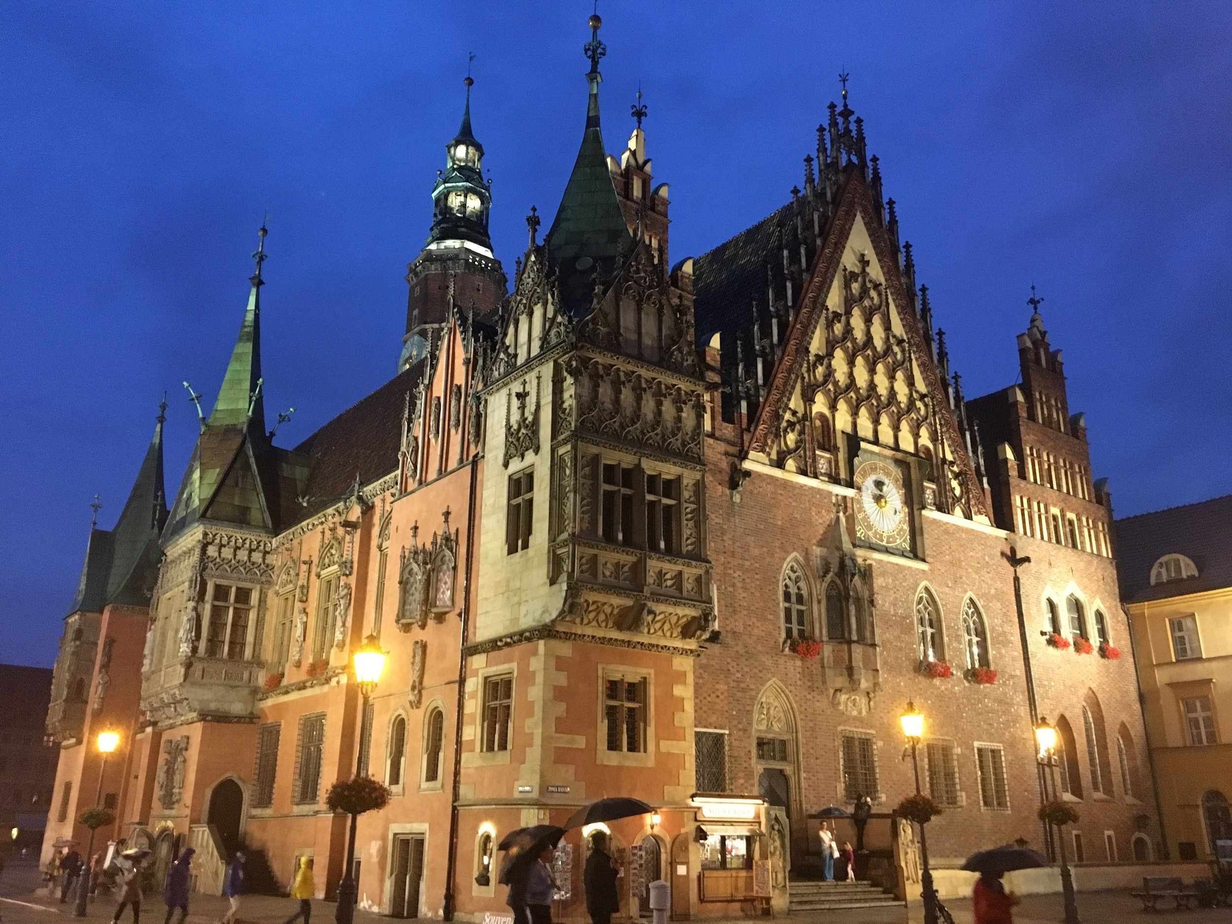 Copy of Wroclaw Town Hall