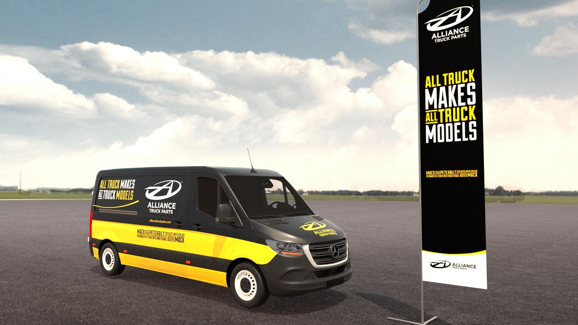 Daimler Trucks N.A. - Alliance Sales Training Vehicle