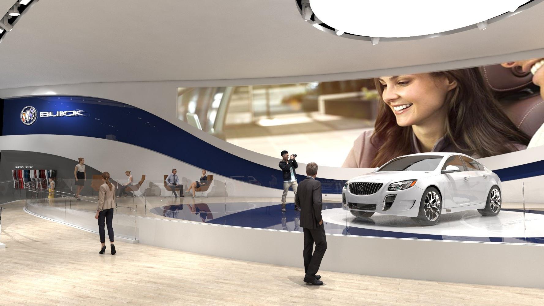 BUICK - New Build - North American International Auto Show 2018