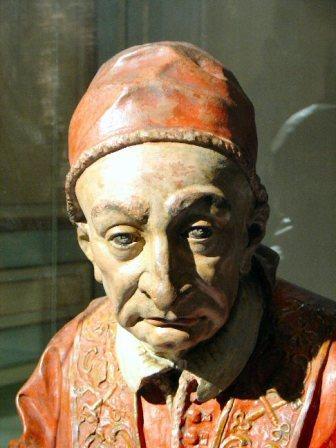 """""""Benedetto XIII"""" - Pietro Bracci"""