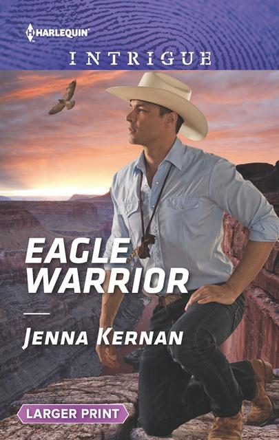 Eagle Warrior by Jenna Kernan