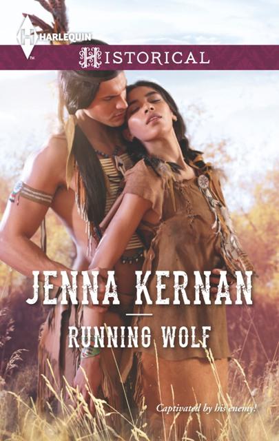 Running Wolf by Jenna Kernan