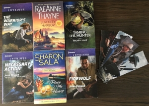 Jenna Kernan's October 2018 giveaway