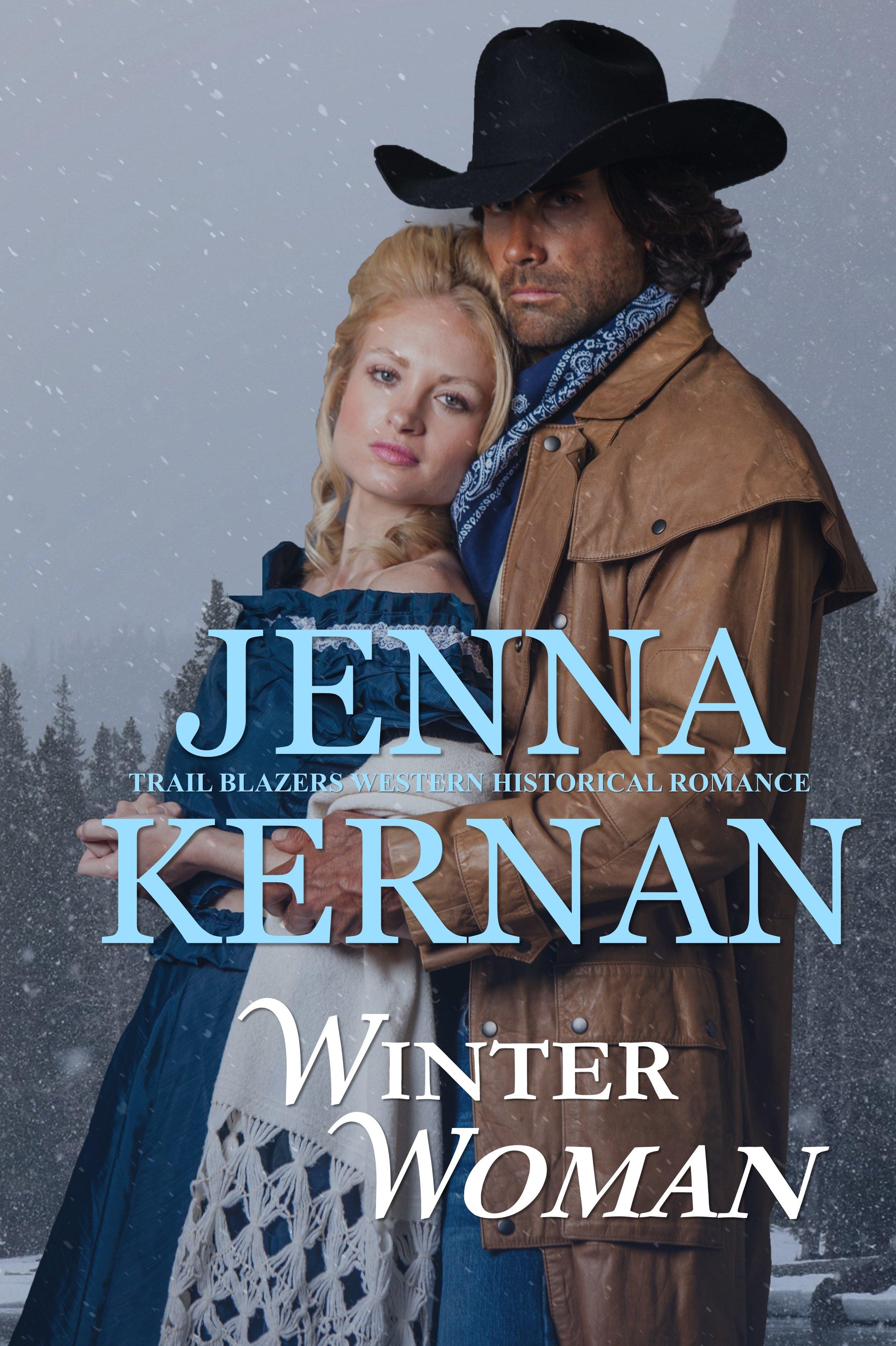 Winter Woman (Trail Blazers Book 2)