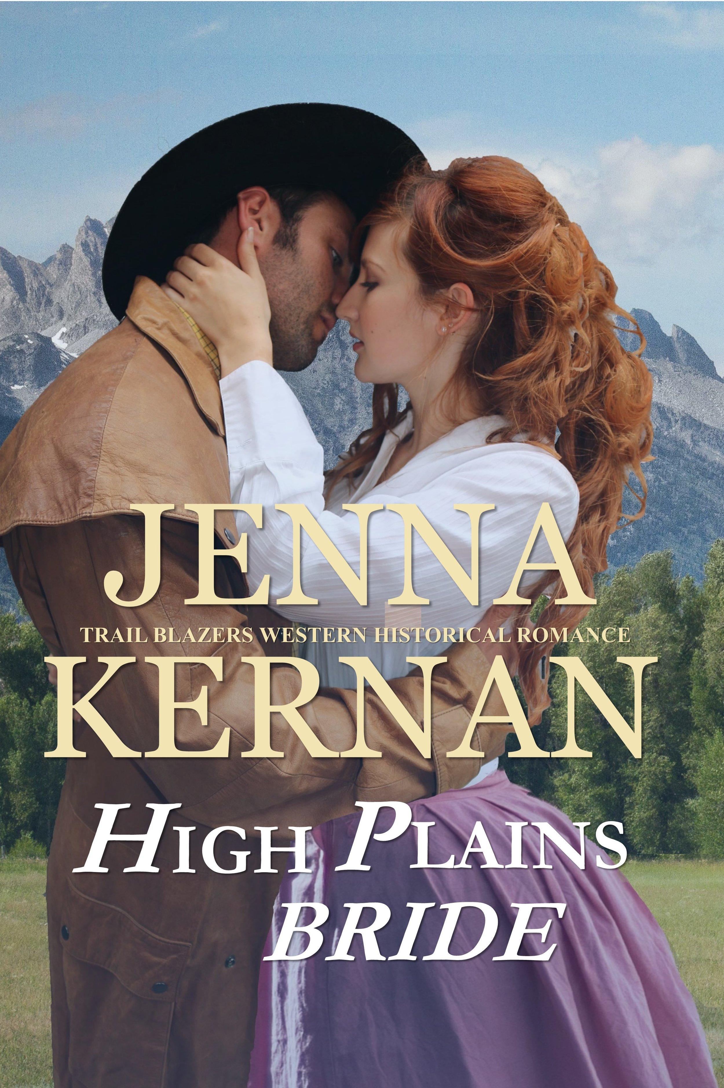 High Plains Bride (Trail Blazers 4)