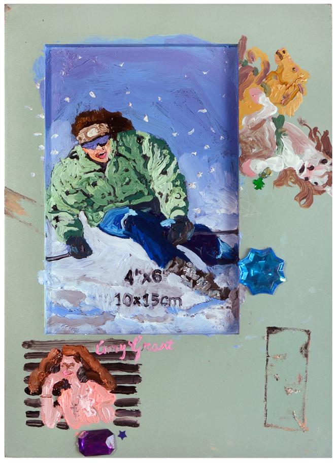 Amy Grant, Skier, Tiepolo Horses