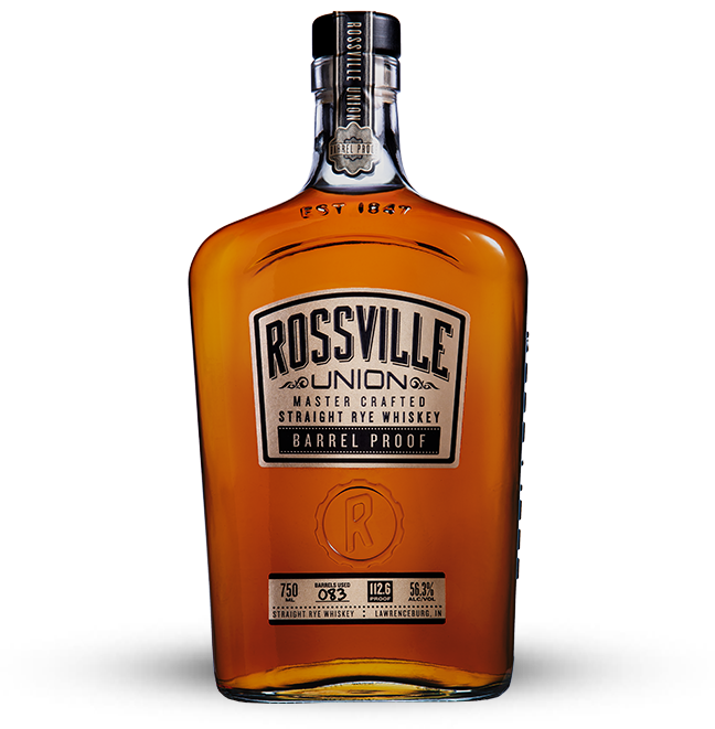 Rossville Union Barrel Proof Bottle Image.png
