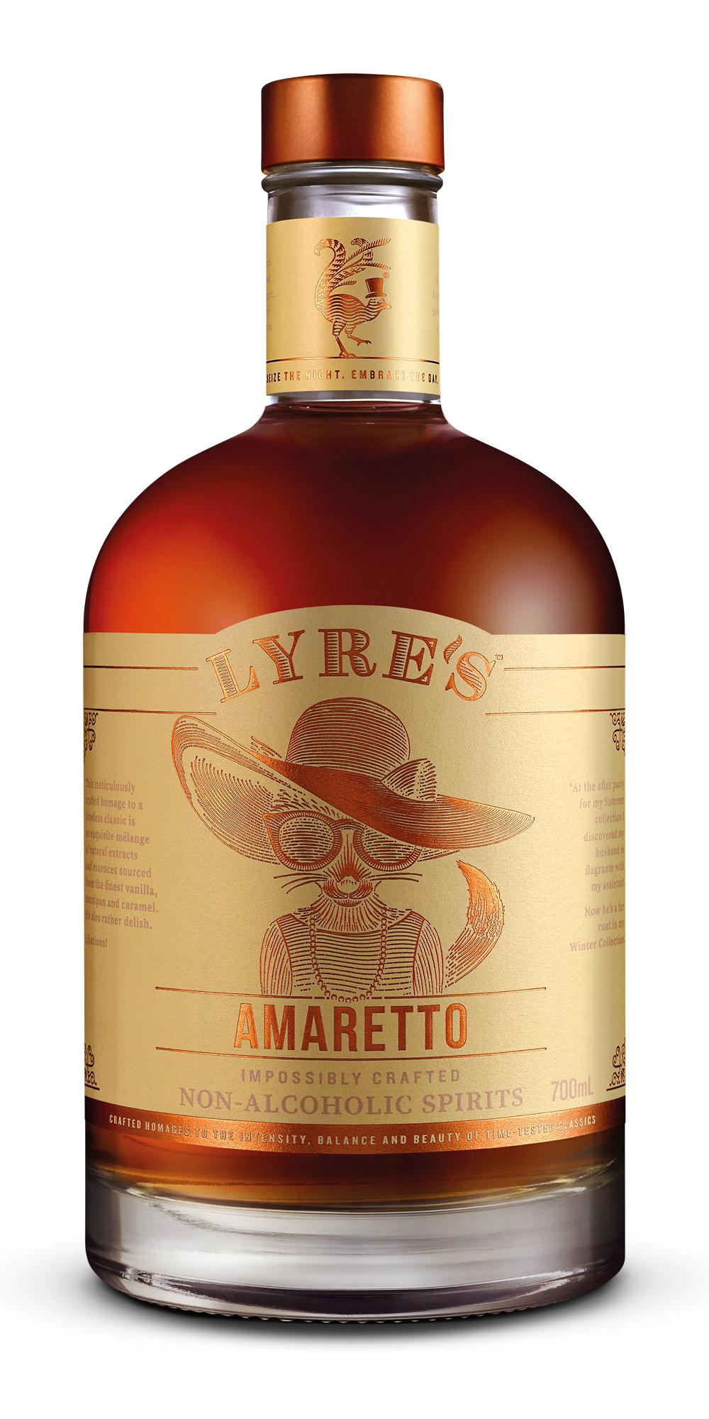 Lyre's Amaretto