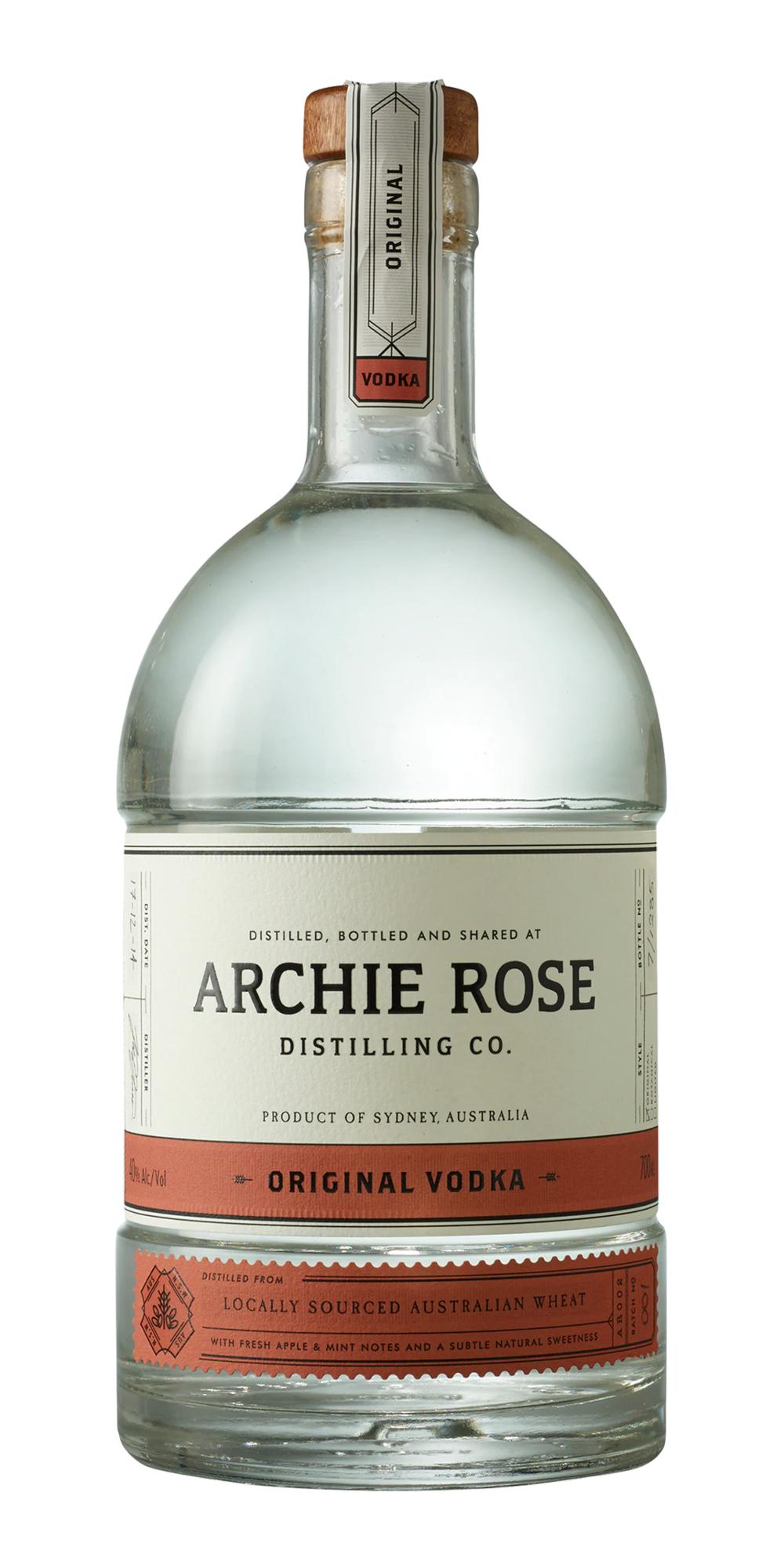 Copy of Archie Rose Original Vodka