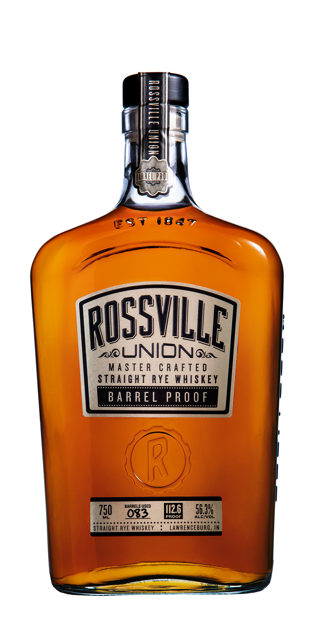 Rossville Union Barrel Proof