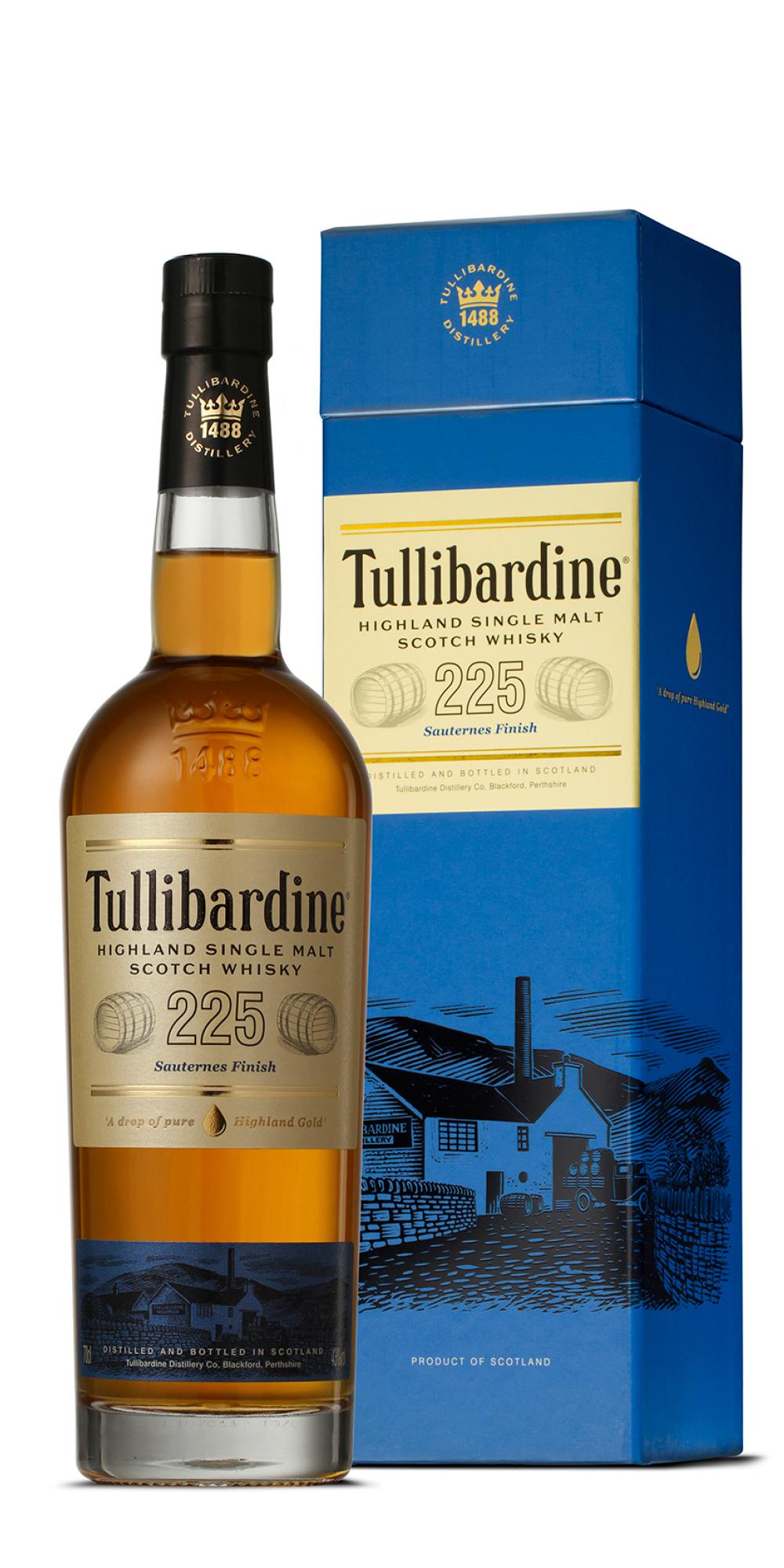 Tullibardine Sauternes Finish 224