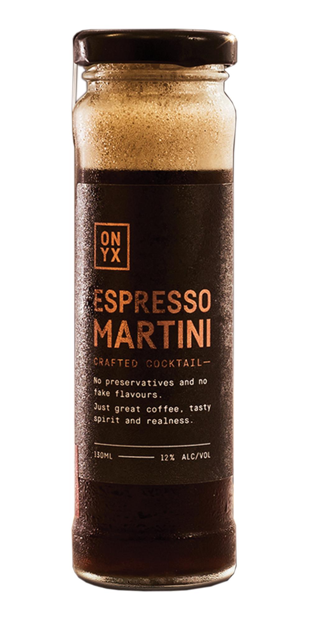 ONYX Espresso Martini