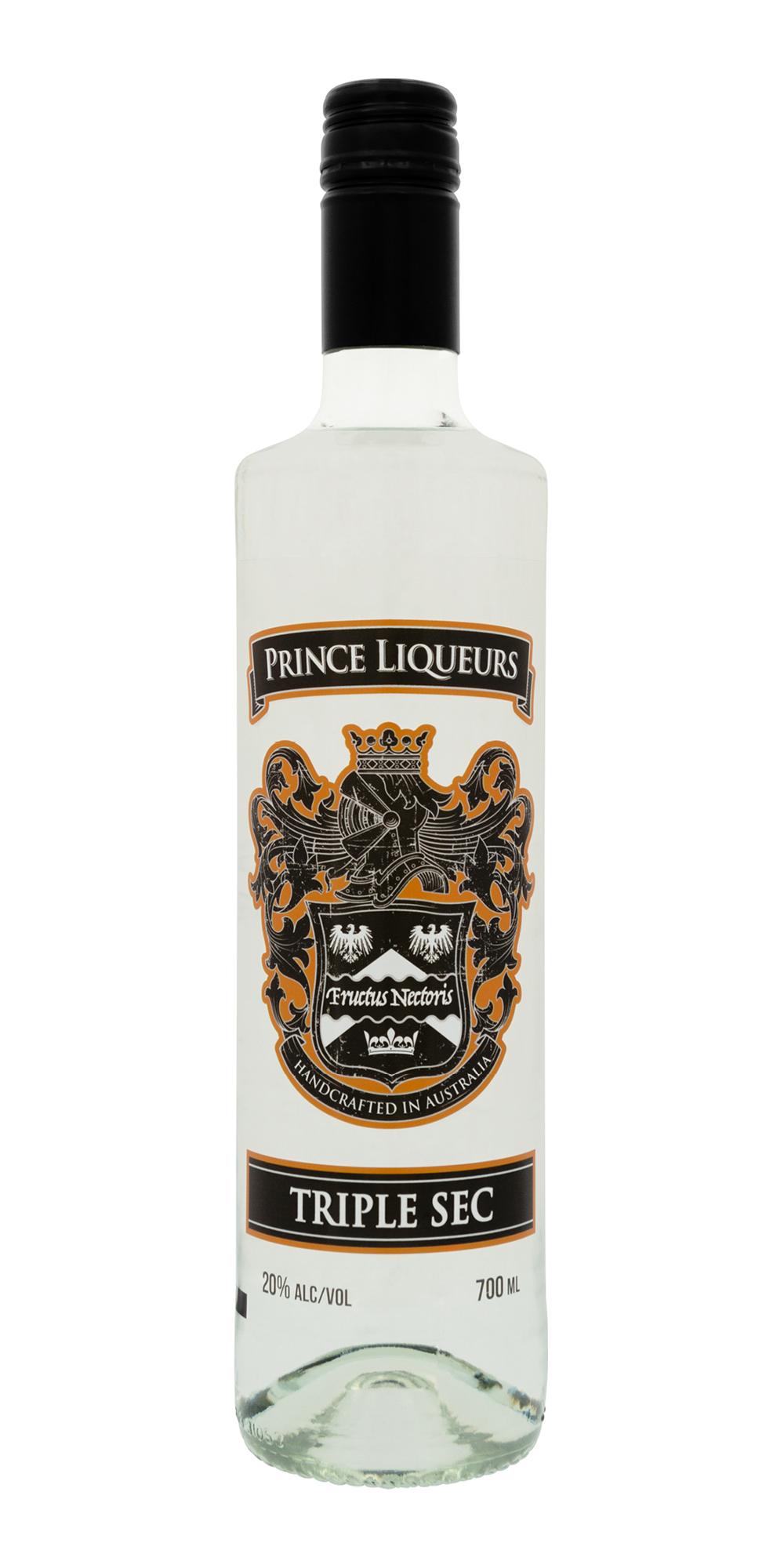 Prince Triple Sec Liqueur