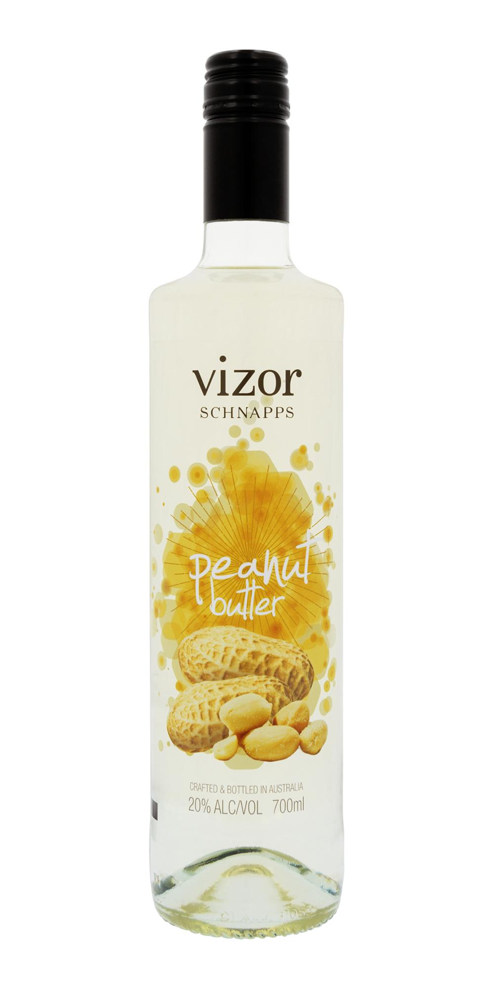 Vizor Peanut Butter Schnapps