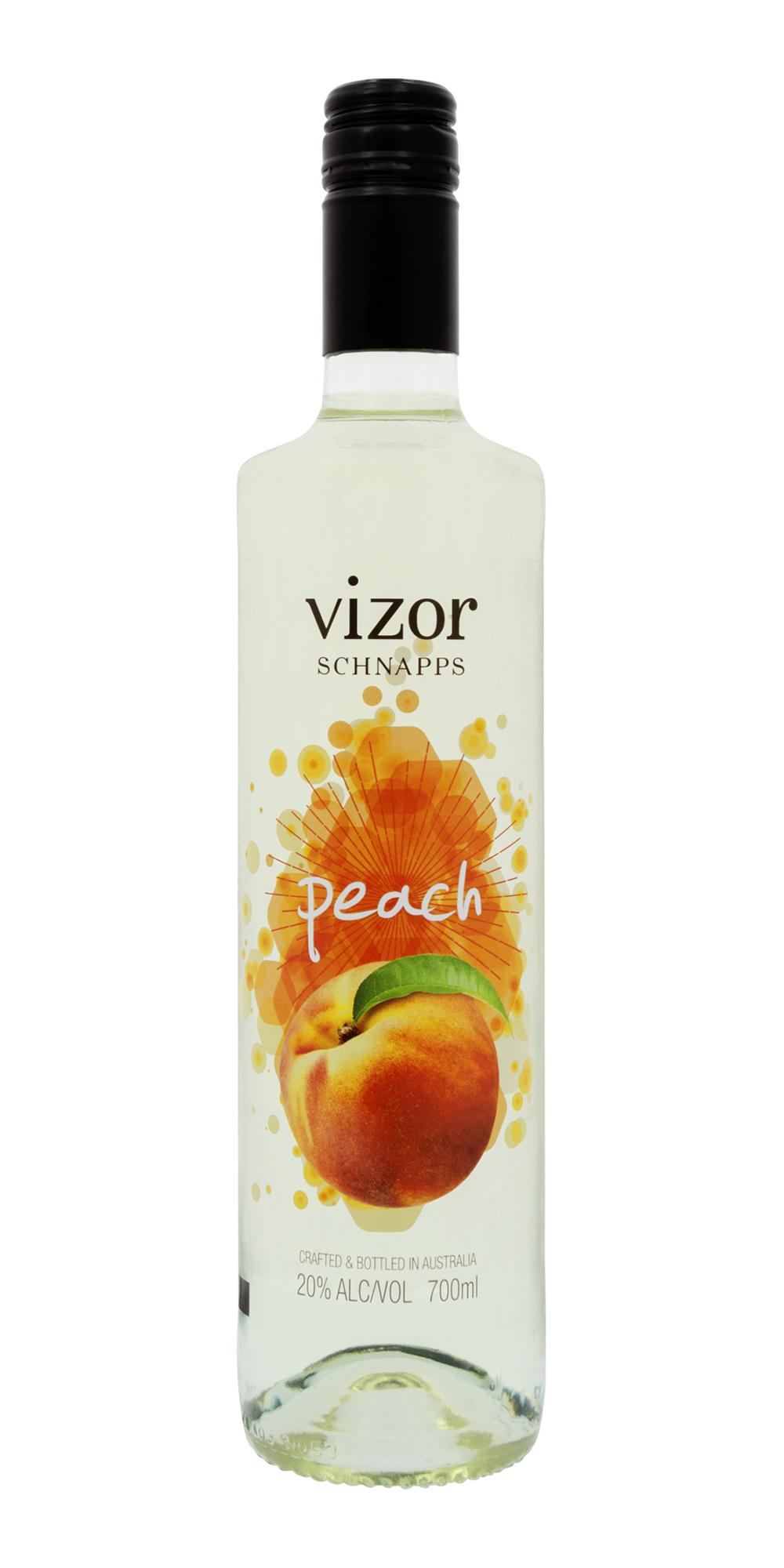 Vizor Peach Schnapps