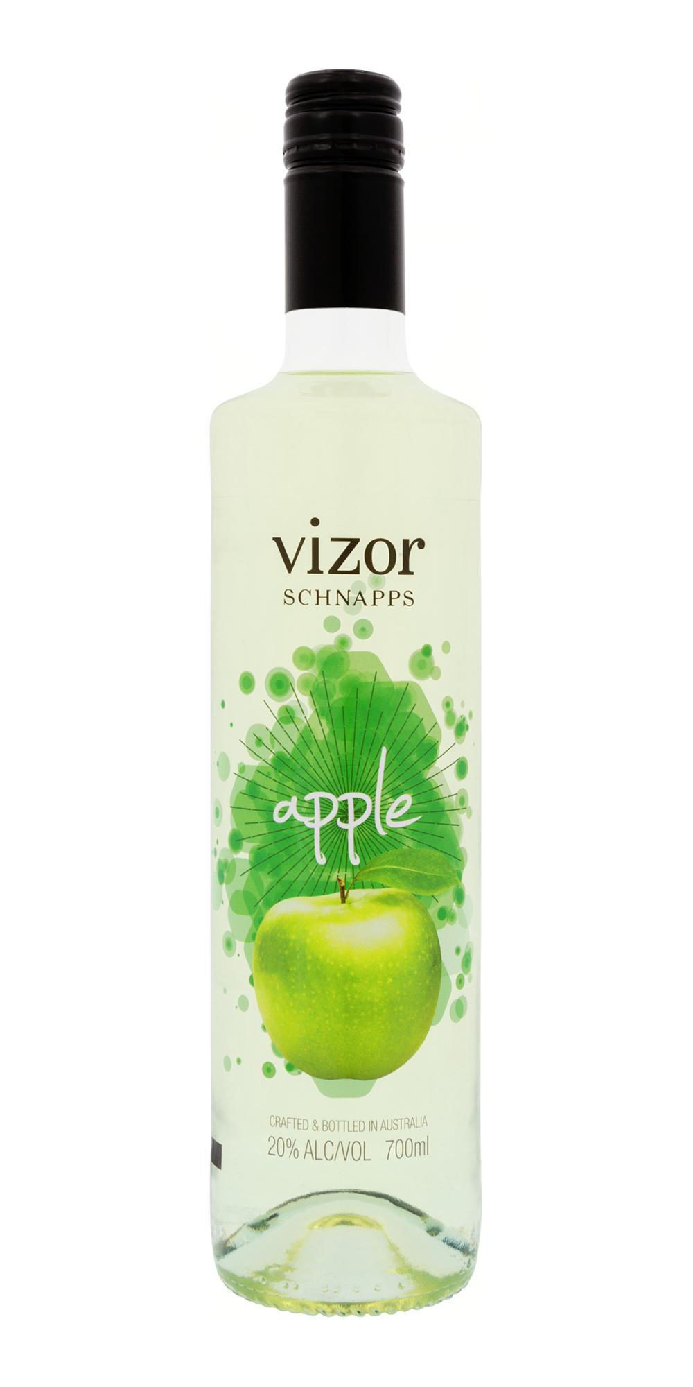 Vizor Apple Schnapps
