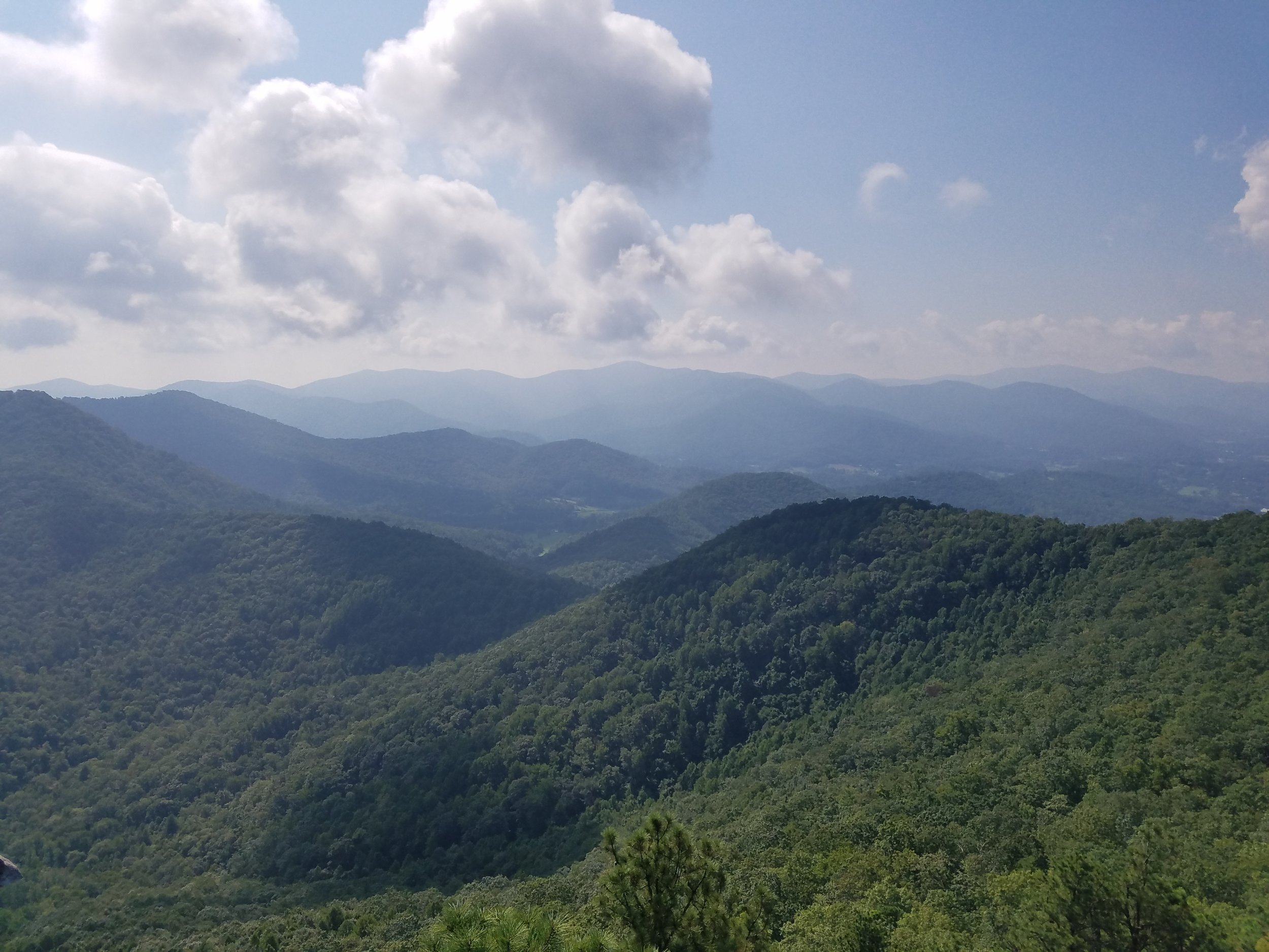 Howlin' at the Moon in Hiawassee, Georgia      The search for the true importance of 2017's Great Eclipse      Read more here.