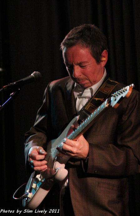 photo: Greg 'Slim Lively' Johnson