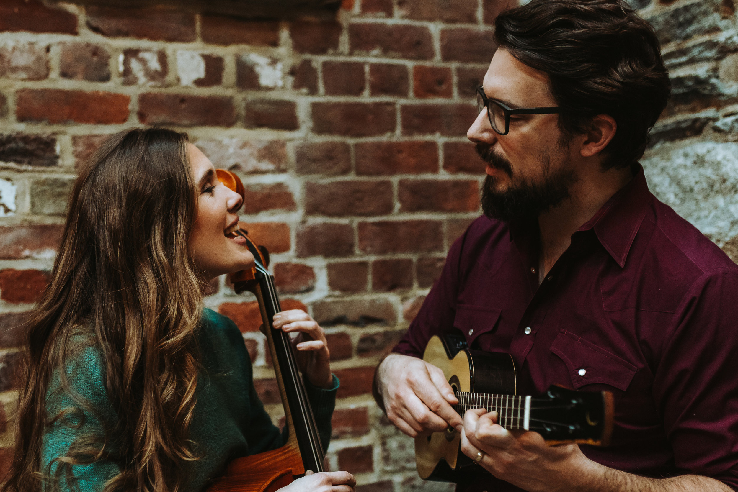 """This is the newly added show (by popular demand) of the cello and uke pair of Janelle and Hill. They have to be heard to be believed. Great musicians, wonderful entertainment in an intimate setting. What more could you ask for?  <a class=""""eventbrite-tix-link"""" href=""""https://www.eventbrite.com/e/james-hill-and-anne-janelle-uke-meets-cello-added-show-tickets-47015366226"""">Buy Tickets</a>"""
