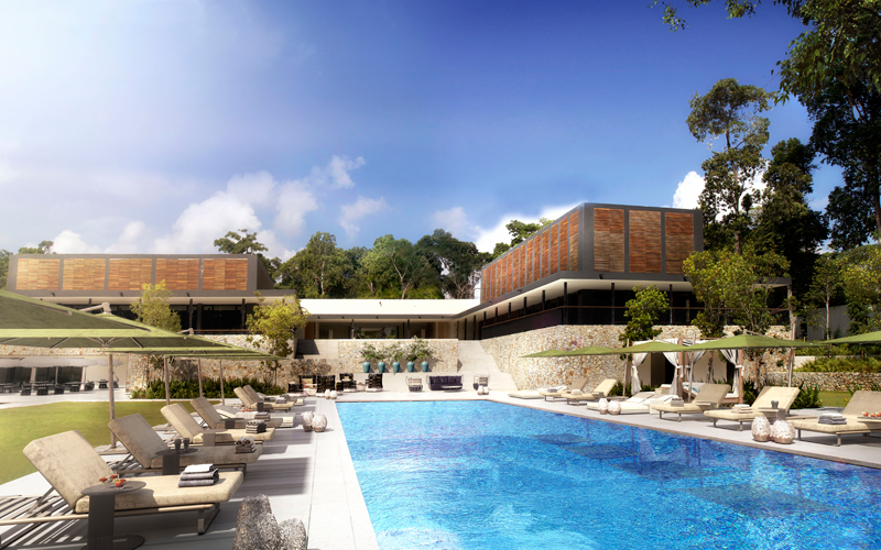 STAY: One&Only Desaru Coast, Malaysia - The first One&Only resort in Asia, this 128-acre beachfront development will include 42 suites, 2 luxury suites and an exclusive 4-bedroom villa. Other highlights? Its destination spa, fitness centre and 3 restaurants. We're ready to book.