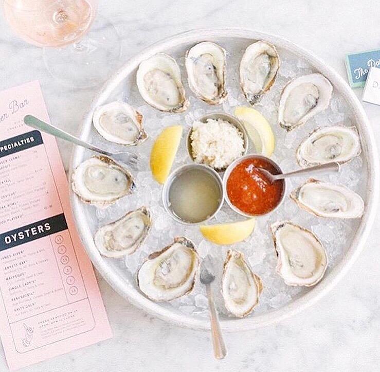 Image courtesy The Darling Oyster Bar via Instagram.