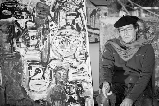 - Carlos BarriosCarlos Barrios was born in 1966 in El Salvador, Central America. Today, he lives in the Southern Highlands of New South Wales.Barrios has been a finalist in several art prizes including the Blake Prize, Sulman Prize, NSW Plein Air Art Prize and the Fisher Ghost Art Prize.