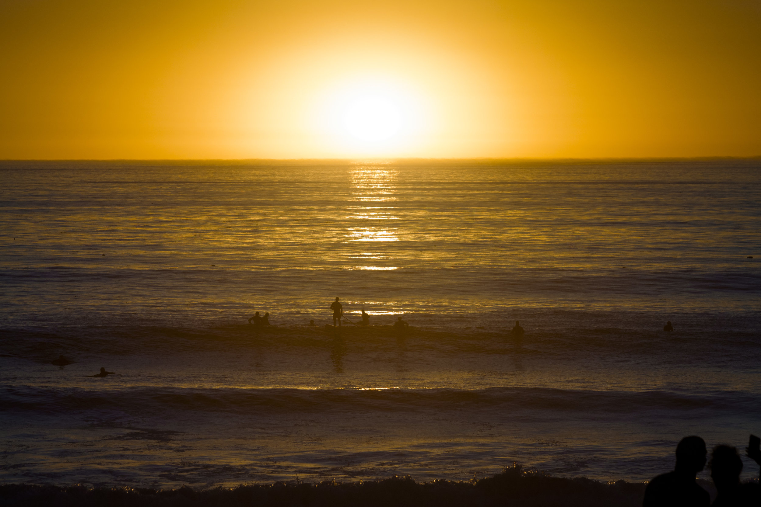 Surfers at Sunset Cliffs_GFTG.JPG