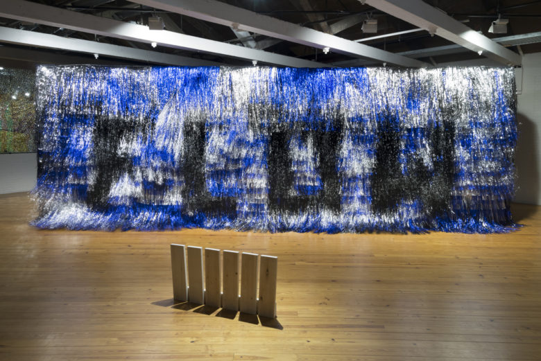 Nick Cave installation, photo from MassMoCA.org