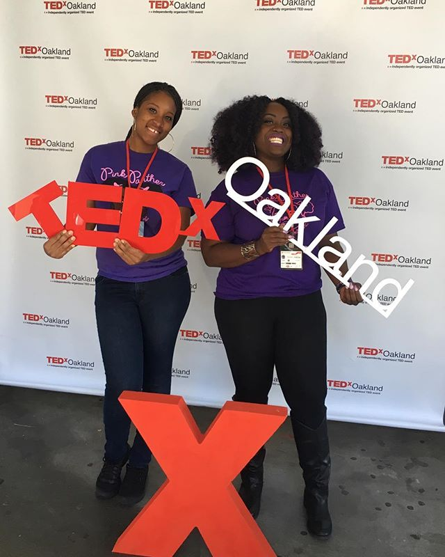 Stop by the #TEDxOakland photo booth for some fun!#ShapingTomorrow #Oakland