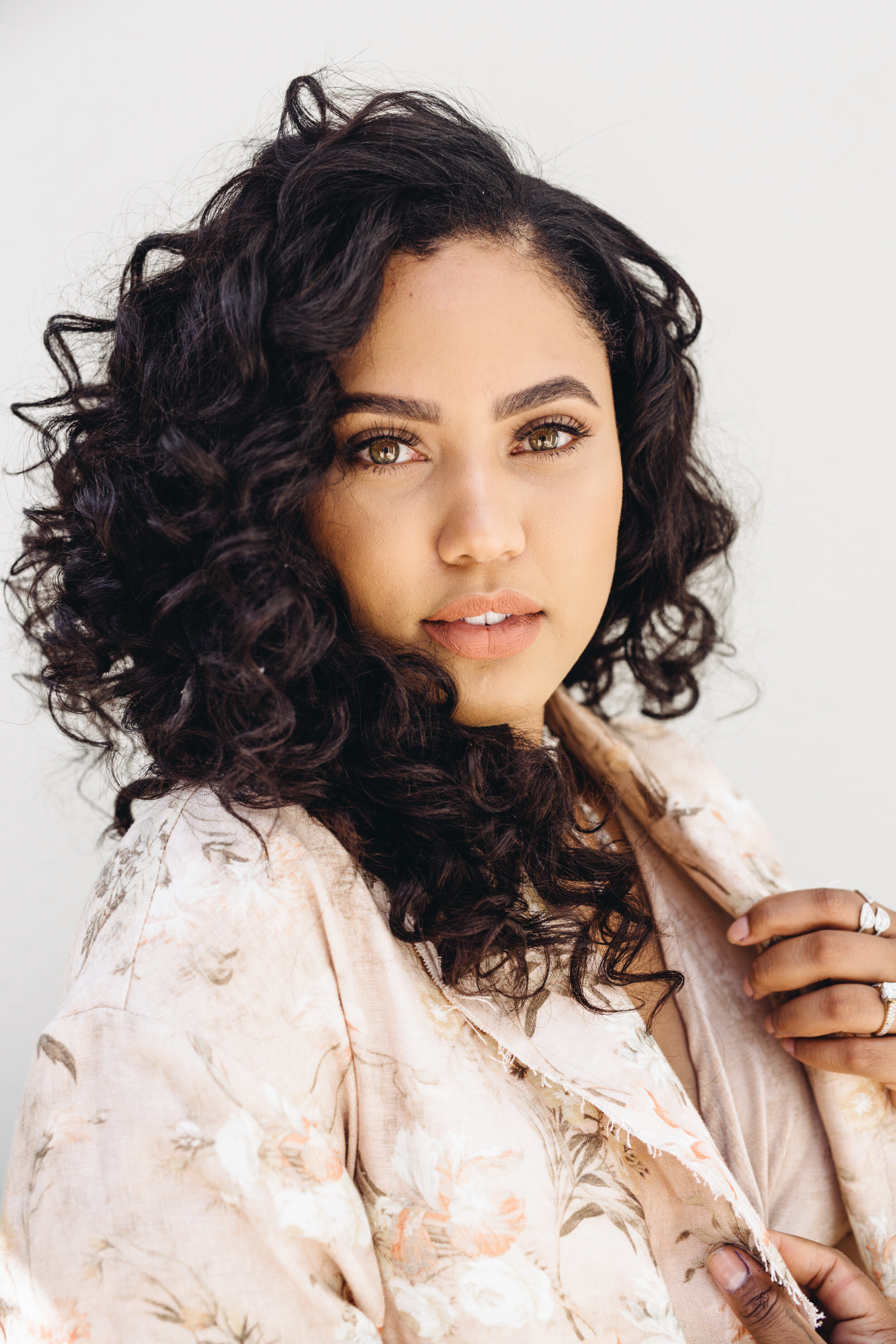 """AYESHA CURRY - Ayesha Curry is a chef, restauranteur, New York Times best-selling author, host and executive producer of ABC's """"Family Food Fight,"""" and was featured on the prestigious 30 Under 30 list by Forbes Magazine"""