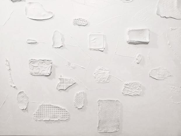 paste / 2012 / Acrylic / 91x65cm