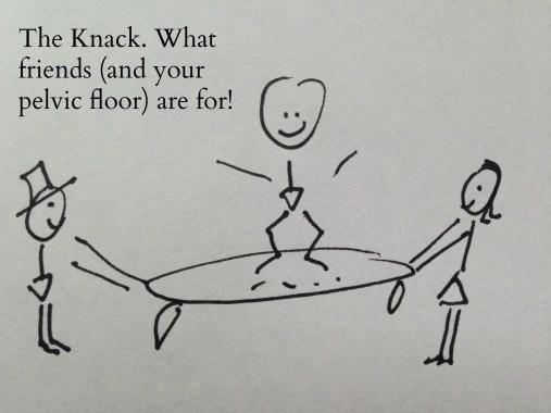 the knack pelvic floor