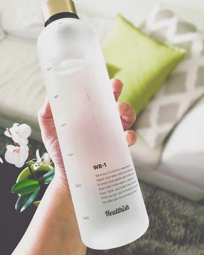 Healthish Water Bottle $35