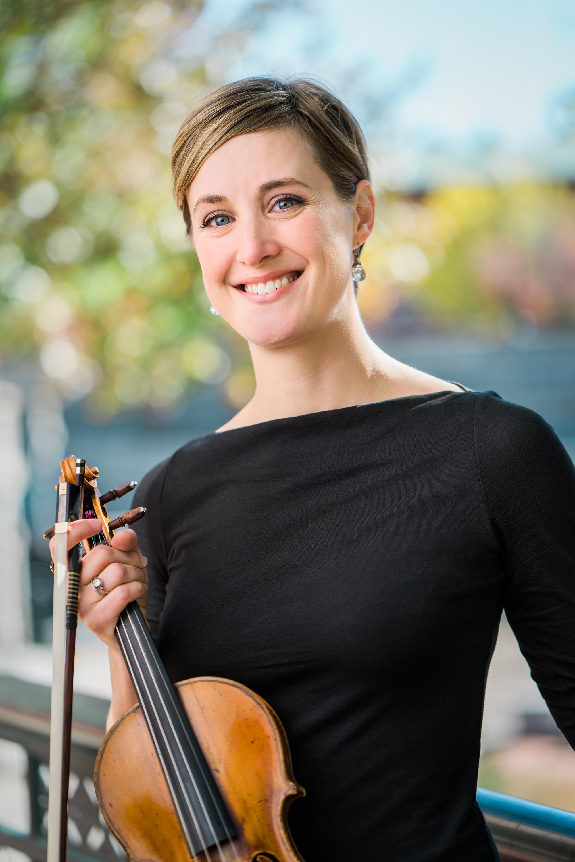 Sasha Callahan, violin