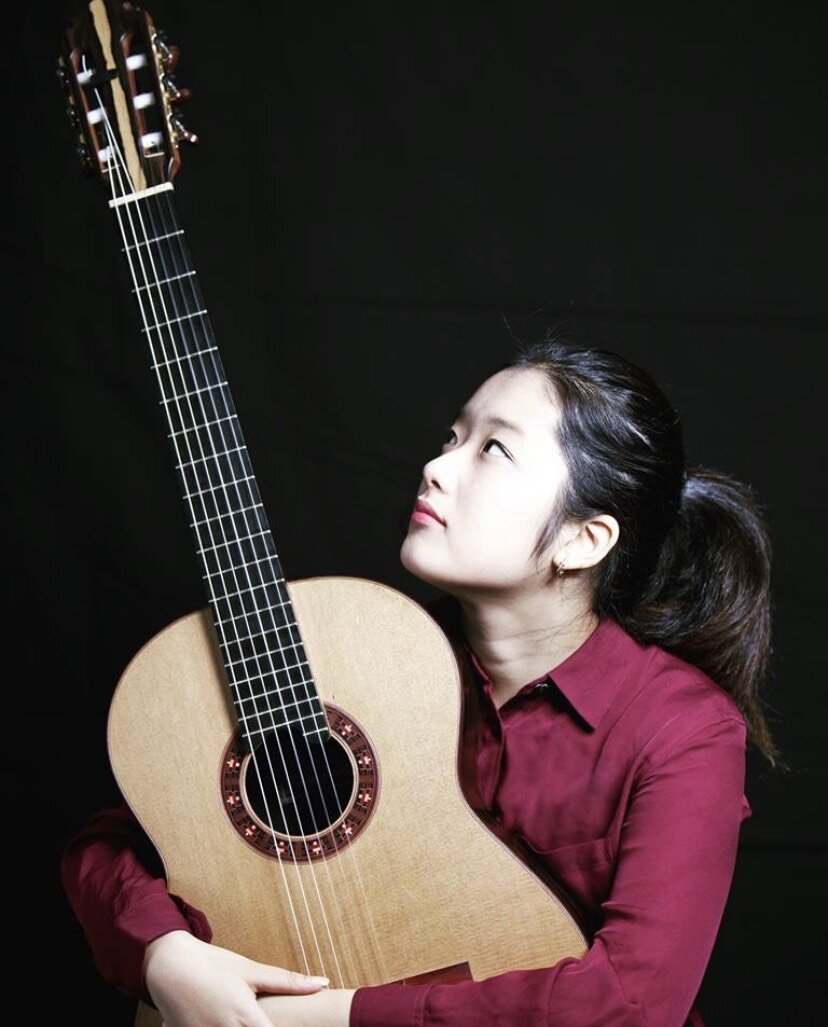 Jennifer Kim, guitar