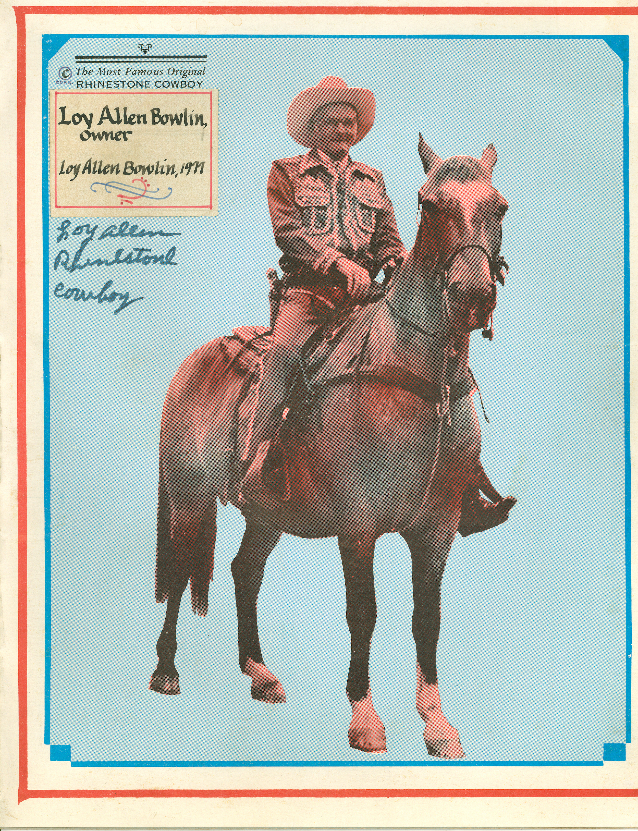 KCHUNG Radio L.A. - Listen to a conversation about the Rhinestone Cowboy on KCHUNG's Both Kinds of Music show, Sept. 2017 (starting at 54:00)