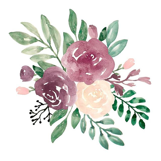 Working on those moody florals ❤️ . . . #thedaydreamcreative #graphicdesigner #weddingdesign #graphicdesign #melbourne#melbournedesigner #graphicdesignerofinstagram #watercolour #logodesign #handmade #handlettering #logodesigner #handtype #watercolour