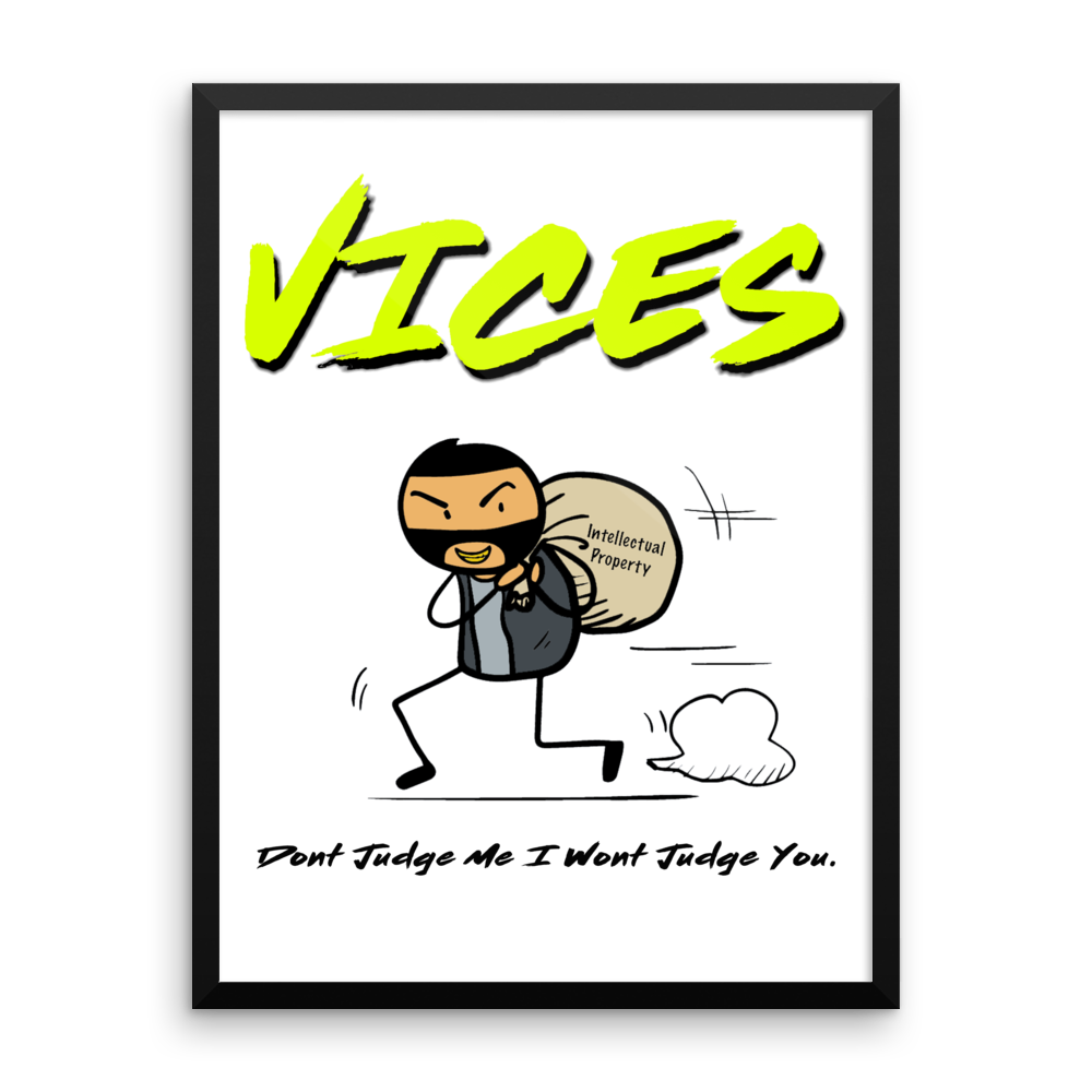 VicesThief_mockup_Wall_18x24.png