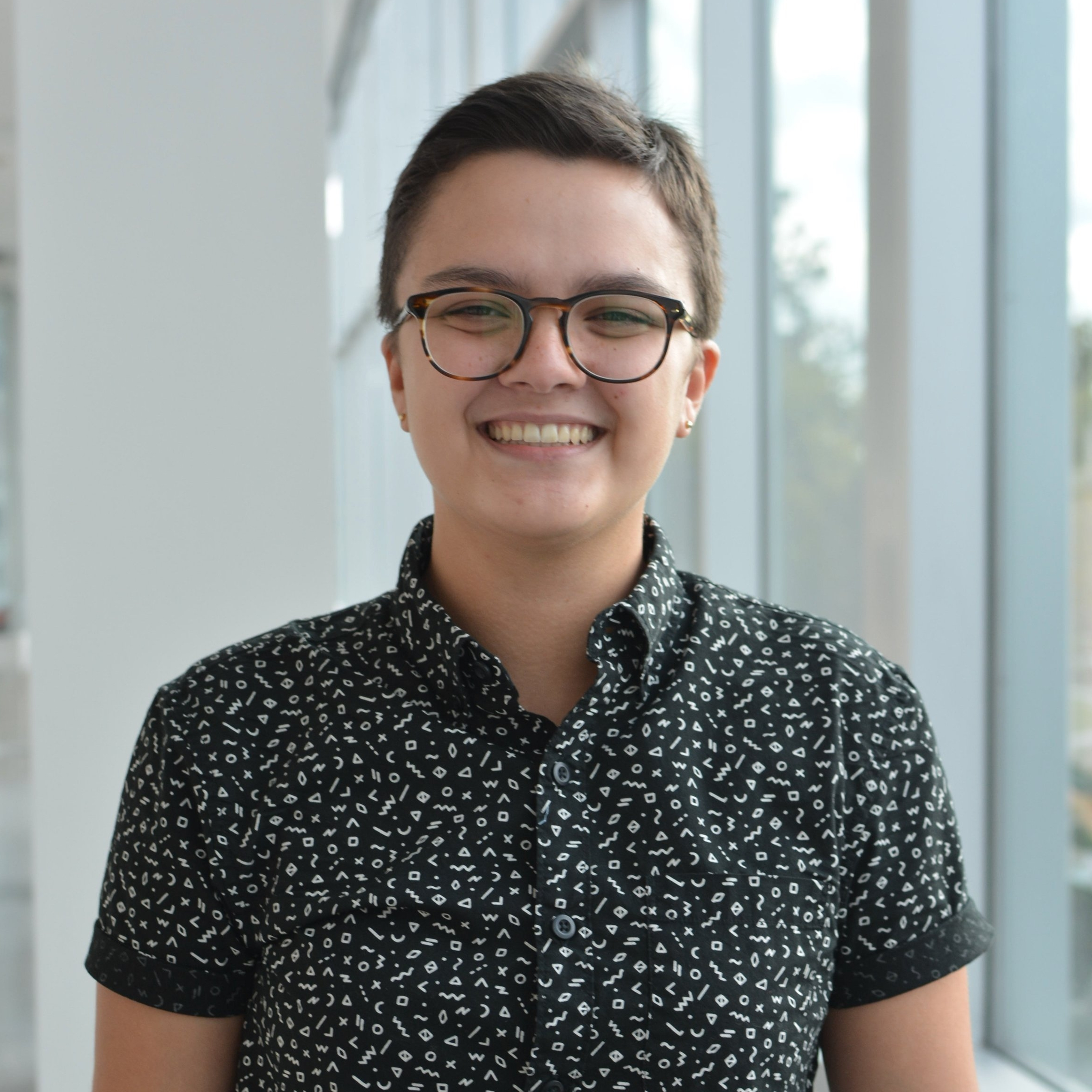 Maggie Lin '21   Musical Director