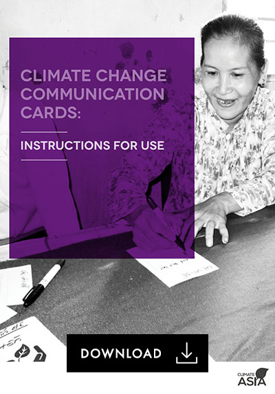 Communicating Climate Change - Instructions